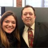 Manuela und Corey R. Cutler, Gründungspartner von Cutler & Associates in Boston